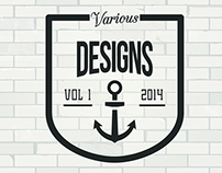 Various Designs VOL 1