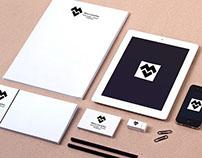 Mina Lampitoc Brand identity