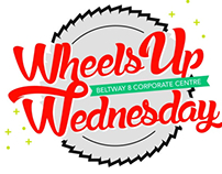 Wheels Up Wednesday Logo