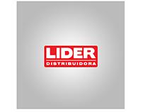 Lider Distribuidora - Loja de Orçamentos