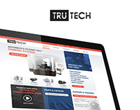 TruTech Web Design and UX