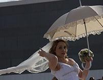 Noiva-modelo