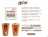 Mc Café - Facebook App