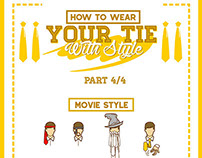 How To Wear Your Tie With Style