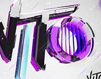 "Logo+3D+Design ""VITO"""