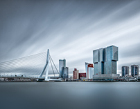 View On Rotterdam