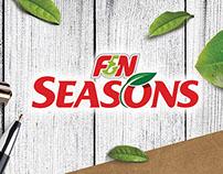F&N Seasons   New Product Launch