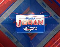 Juara Joran - Show Package