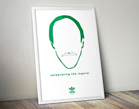 Adidas Stan Smith Poster Contest Runner up