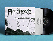 The Hitchcocks - Throwback Album Cover