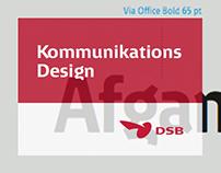 DSB Kommunikations Design