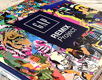 GAP Remix Project Art Book