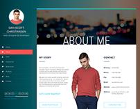 iSPY - CV/Resume/Blog HTML Template