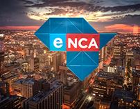 ENCA News Rebranding