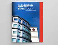 Brand Book for Dr.Ziauddin Hospital 2014