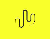 Cactus Identity: logo design