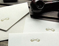 Fajowa papeteria | Pipe stationery