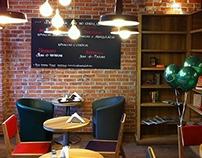 Nash Xleb Cafe / Moscow / Taganka