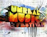 UKTV - UNREAL MUSIC FESTIVAL
