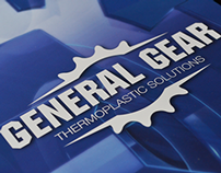 General Gear: web site, brochure, logo, business cards