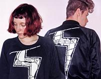 Electro Vrouwen - Clothes Print