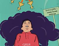 Ice Bucket Challenge | Gaza Version