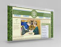 The Community Roots School Website