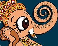 Ganesha Chaturthi (Amar Chitra Katha)