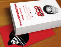 Superbizzee business cards