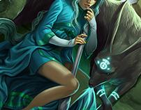 Shani (Lùmina tribute)