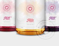 Taman Jam  - Brand Identity & Packagings