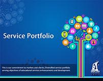 NMG Service Portfolio Presentation Design