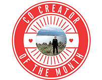 Co-creator of the month - August