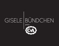 Gisele Bündchen para C&A