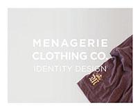 Menagerie Clothing Co.     Logo Design