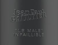 """JPG - """"LE MALE"""" INFAILLIBLE -"""