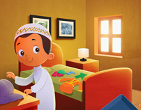 illustrations done for kids stories