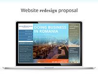 Website Redesign - Musat & Asociatii