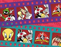 Sacola Looney Tunes - Besni
