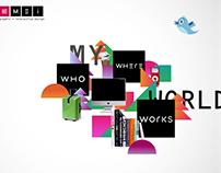 Portfolio Website 2010-14