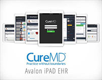 CureMD Avalon iPAD EHR