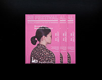 Be Festival / Identity Design