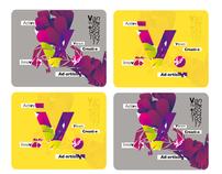 Self Promo   Promo Card Design