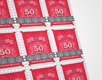 Design securities - revenue stamp