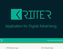 Kritter - A Web Application