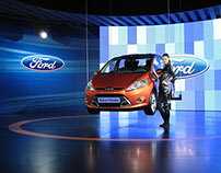 Ford Stand, Shanghai International Auto Show