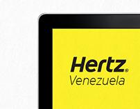 Hertz Vzla Social Media