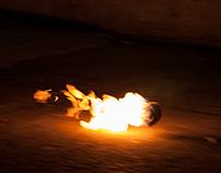 Las Bolas de Fuego- Nejapa, El Salvador