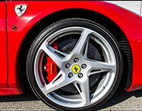 Ferrari Automobiles & Challenge Race