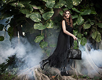 DIONE SHOES FW 2014 CAMPAIGN
